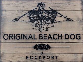 Original Beach Dog