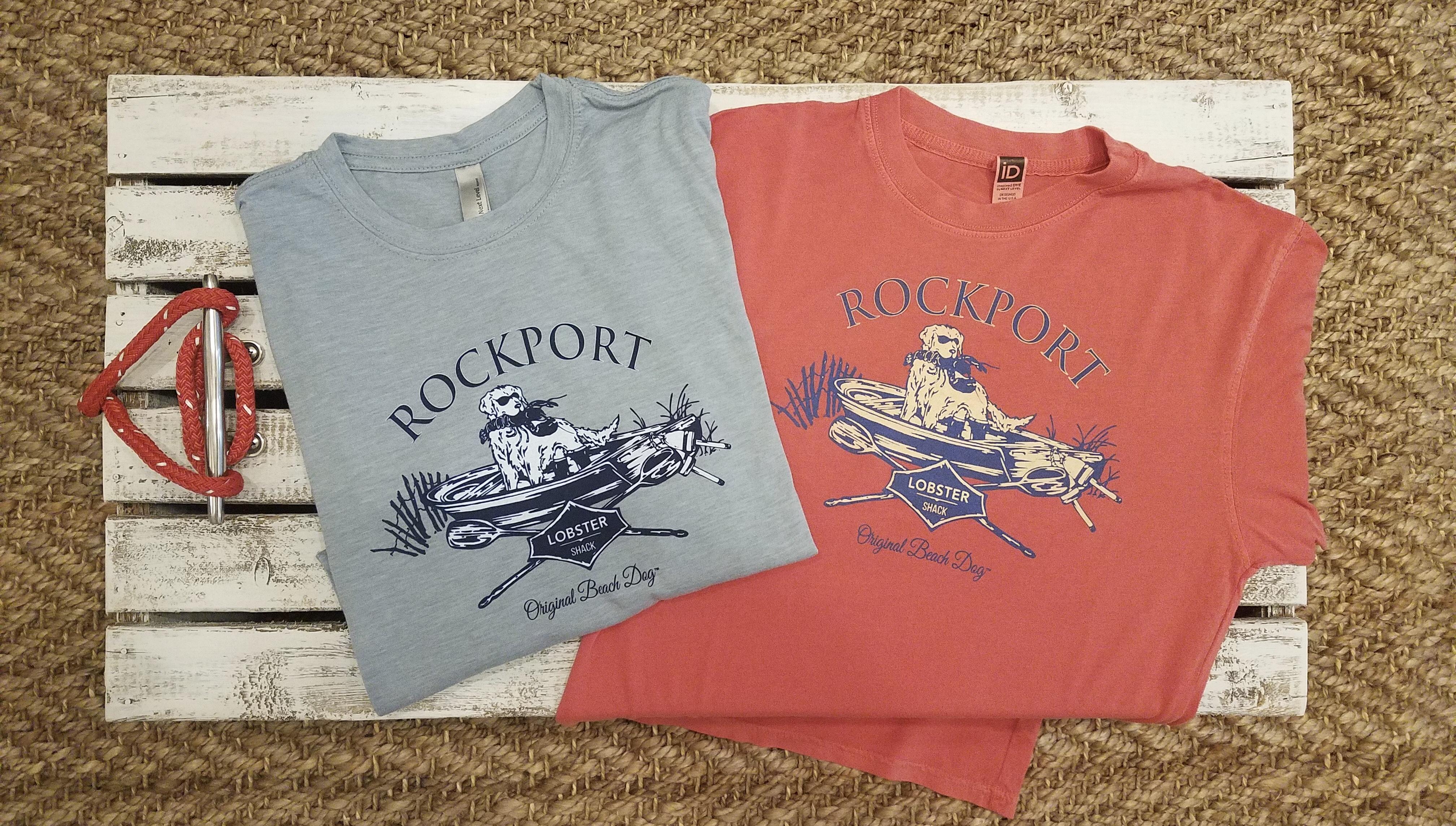 d9ae87a49ec1 Lobster Dog $25.95/XS-XL $27.95/XXL Nantucket Red (Cotton) Light Blue  (Cotton Blend)